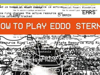 LINK Editions: How To Play Eddo Stern