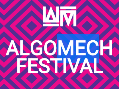 AlgoMech festival of Algorithmic and Mechanical Performance + Art, Sheffield 9-12 Nov 2017
