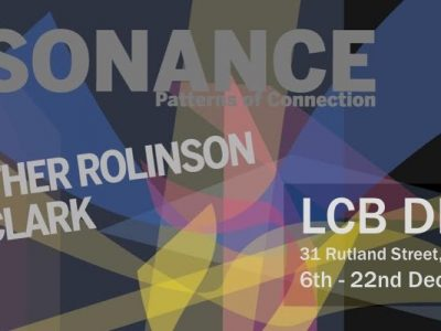 Resonance: Esther Rolinson and Sean Clark - Leicester, until 22 December 2017