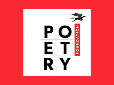 Guest Editor job - Poetry Foundation, deadline 26 October 2020