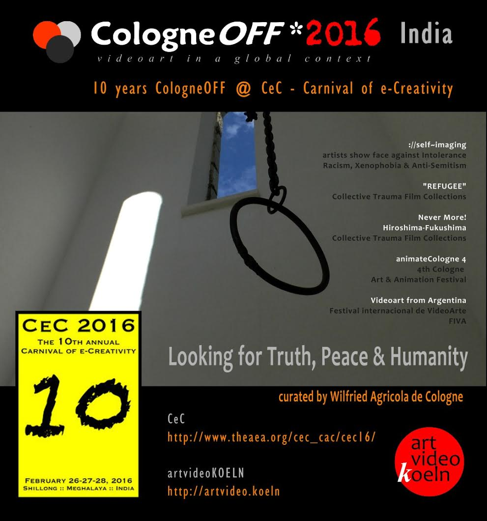 CologneOFF 2016 India - Looking for Truth, Peace & Humanity