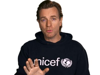 Unicef UK - Ewan McGregor