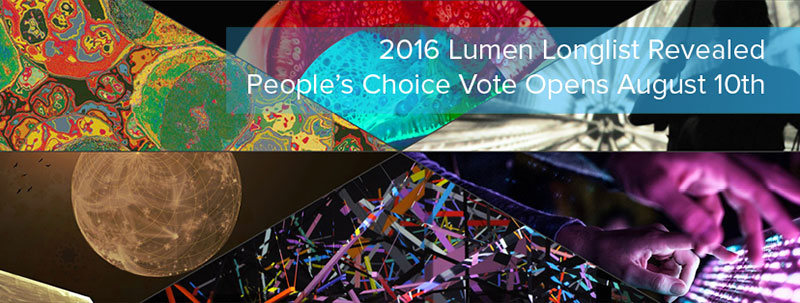 Lumen Online Gallery 2016 is now live