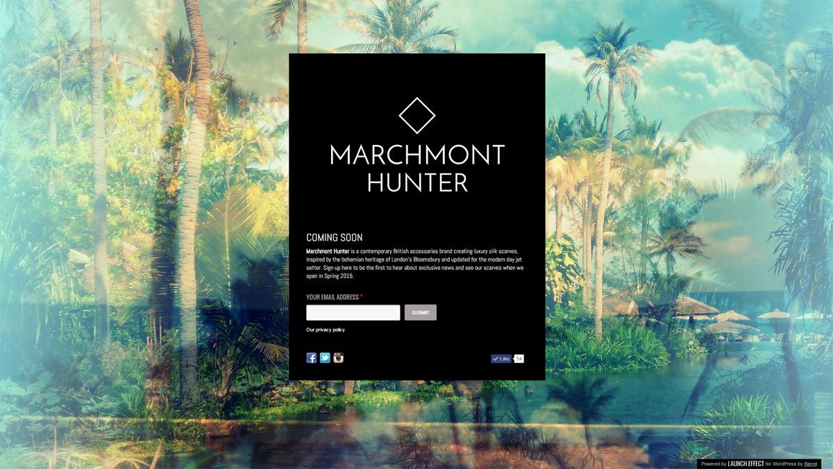Marchmont Hunter