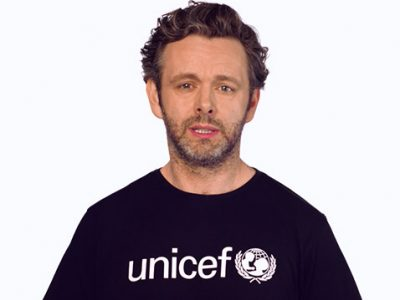 Unicef UK - Syria appeal with Michael Sheen